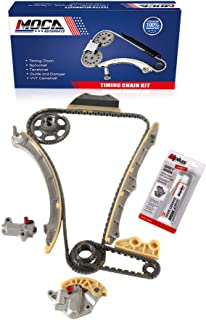 MOCA Timing Chain Kit Compatible with 08-13 Honda Accord & Honda Civic & Honda CR-V & Acura TSX 2.4L L4 K24Z3 K24Z7
