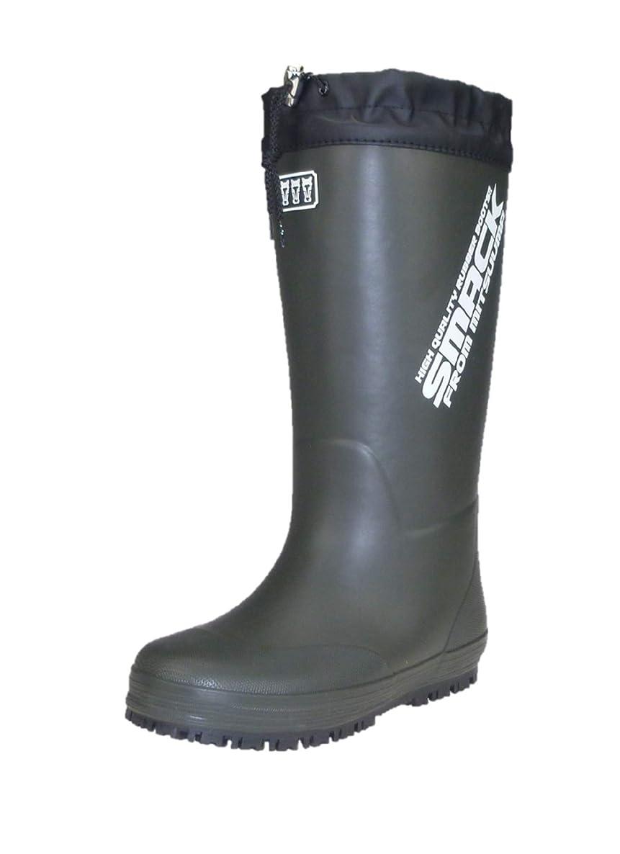 付録行く誤解[ミツウマ] フィールド ギア スマック メンズ 防寒 長靴 レインブーツ No.2005MU