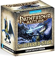 Pathfinder Battles: Shattered Star Gargantuan Blue Dragon by Stronghold Games