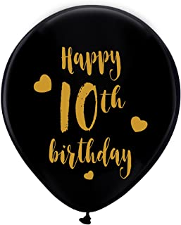 Best boy 10th birthday party decorations Reviews