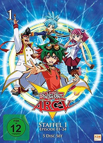 Yu-Gi-Oh! Arc V, Vol. 1 [5 DVDs]