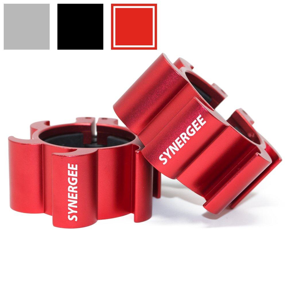 Synergee Rogue Aluminium Barbell Collars