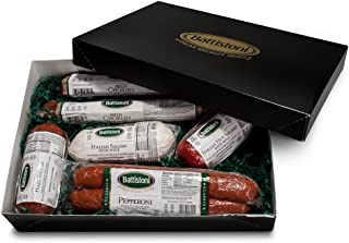 """Tour of Italy"" Gourmet Italian Meat Sampler Gift Box"