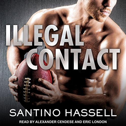 Illegal Contact audiobook cover art