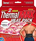 ThermalMAX Heat Pack- Reusable 2 Hour Hot Therapy for Neck, Back & More- from The Makers of CryoMAX