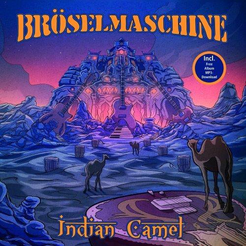 Indian Camel - LP (colour) + Download code MadeInGermany