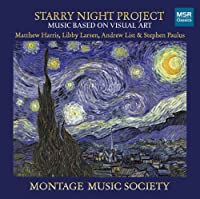 Starry Night Project: Music Based on Visual Art