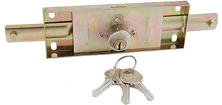 Amazon.es: cerradura puerta garaje - Ferretería y cerrojos para puertas / Ferretería: Bricolaje y herramientas