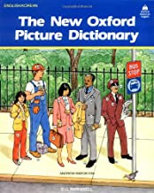 The New Oxford Picture Dictionary (English/Korean Edition)