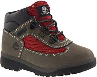 Kids Baby Boy's Fabric/Leather Field Boot (Toddler/Little Kid)