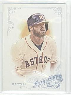 2015 Allen and Ginter #316 Evan Gattis Astros MLB Baseball Card (SP - Short Print) NM-MT