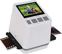 $89 » Digital Mini Film & Slide Scanner Converter- Converts 110, 126, 135 (35mm) & Super 8 Film Negatives & Slides to HD Digital...