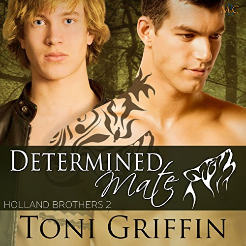 Determined Mate audiobook cover art