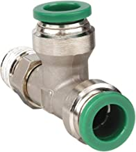 Parker Hannifin 62PLP-5 Prestolok PLP Nickel Plated Brass Union Push-to-Connect Fitting 5//16 Push-to-Connect Tube x 5//16 Push-to-Connect Tube