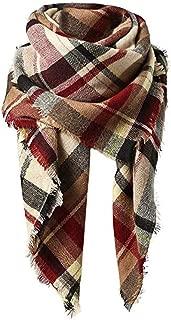 Best womens plaid shawl Reviews