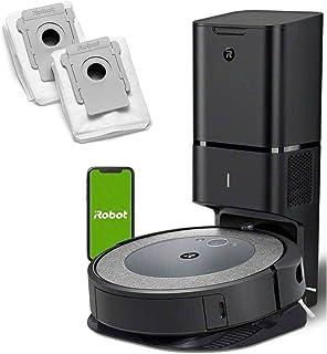 iRobot Roomba i3+ (3550) Robot vacío con eliminación automática de suciedad – se vacía, mapeo conectado a Wi-Fi, compatibl...