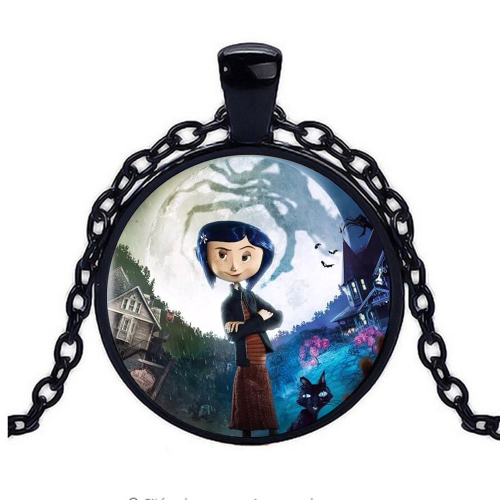 Calhepco New Coraline Fashion Necklace B Buy Online In Macedonia At Desertcart