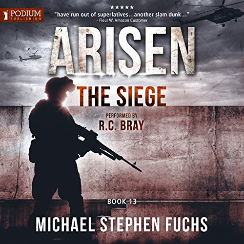 The Siege audiobook cover art
