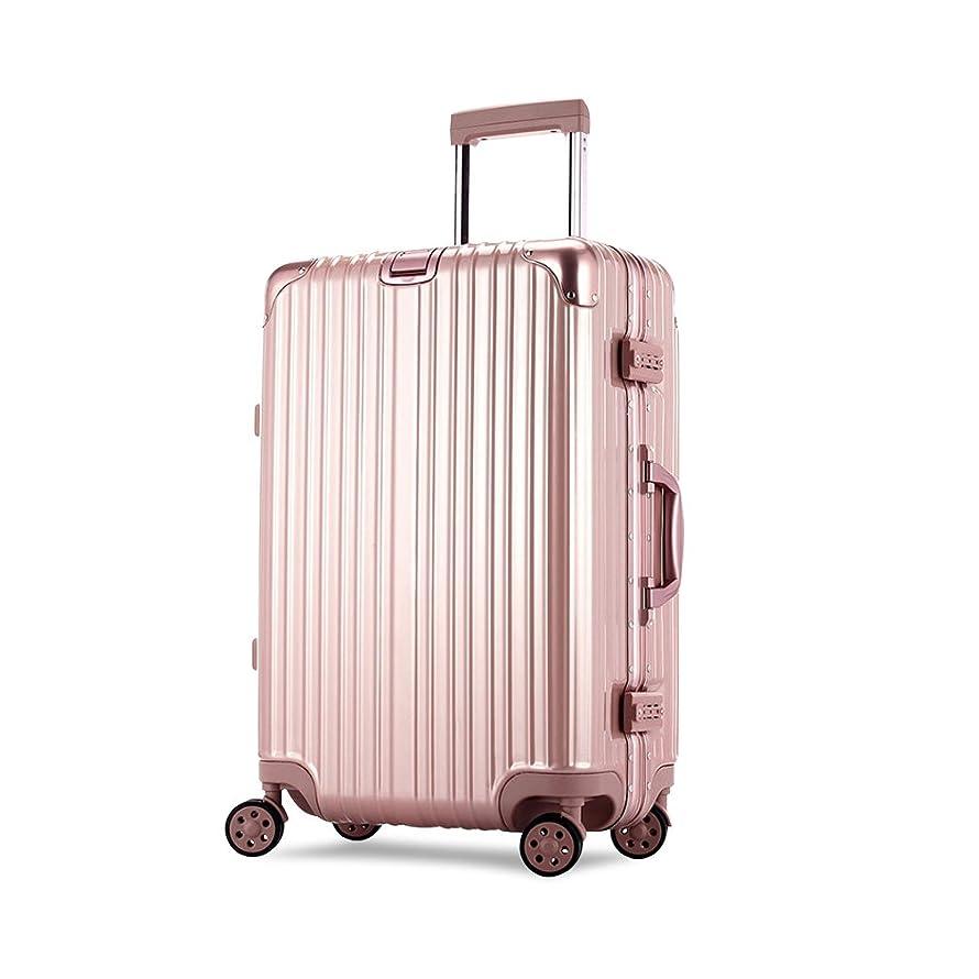 シャワー祈り息切れTotell スーツケース 超軽量 キャリーケース TSAロック 鏡面仕上げ アルミフレーム 旅行 大容量 キャリーバッグ 機内持込