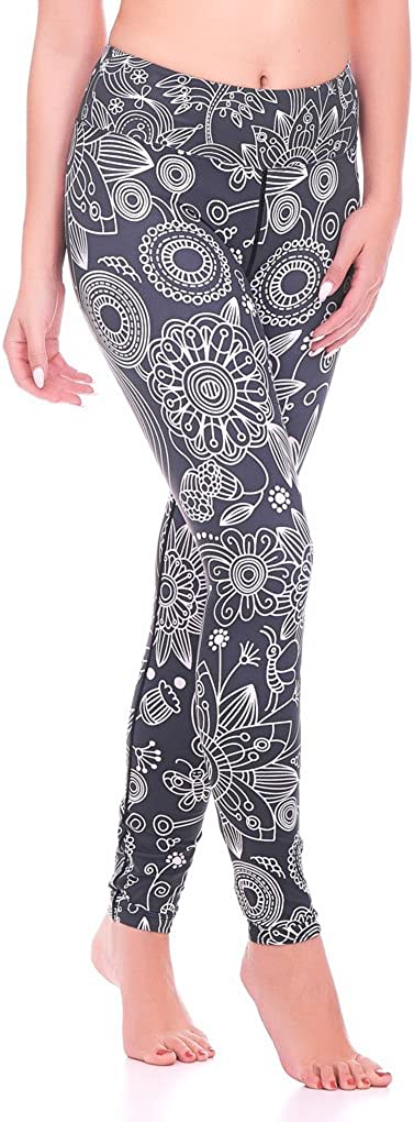 Mio Active Long Mumbai Yoga Pants MS16S10L