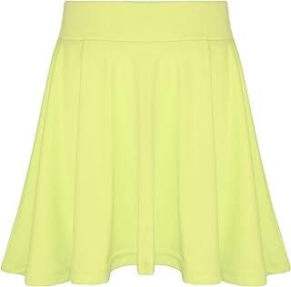 Olodui1 Children Girls Light-Emitting LED Festival Party Supplies Dance 3-Layers Skirt Skirts /& Skorts