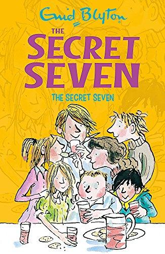 The Secret Seven: Book 1