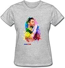 Dotion Women's Adam Levine Go Now Design T Shirt