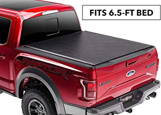 TruXedo 6.6 579101 Lo Pro Soft Roll-up, Hinged Combination for Ford F-250/F-350/F-450 Super Duty 6.5' Bed
