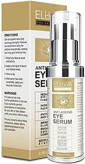 Crema Contorno de Ojos Lifting - Crema para ojos de colágeno con Acido Hialuronico Vitamina E Contorno de Ojos Antiarrug...