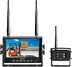 "DIGITAL WIRELESS REAR VIEW BACKUP CAMERA SYSTEM 7/"" LCD FOR RV CAMPER TRAILER"