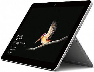 マイクロソフト Surface Go(サーフェス ゴー) 10インチ PixelSence ディスプレイ/Windows 10 Home (Sモード)/第7世代 Intel® Pentium® Gold 4415Y/eMMC 64GB/メモリ 4GB/Office Home & Business 2019/シルバー MHN-00017