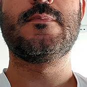 Tinte Orgánico de Barba Marrón Oscuro Grizzly Mountain Beard Dye