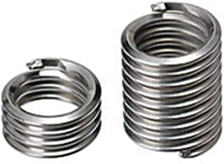 Qty-100 1//4-20 x 1.5D Helicoil Insert 18-8 Stainless Steel Unified US Coarse 0.375