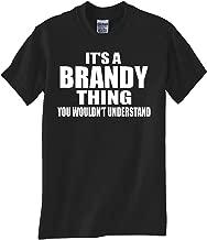 Gildan Brandy Thing Black TEE Shirt