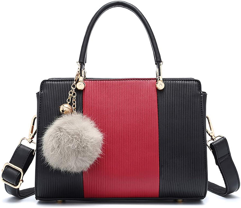 NOBIE, Mode Lässig Damen Handtasche, Eine Schulter, Schulter, Schulter, Crossbody, Multi-Farbe-Kombination, Einfach Und Großzügig, Vernünftige Raumgestaltung, Einfach Zu Entsprechen. B07H3HVY62  Explosive gute Güter 75e190