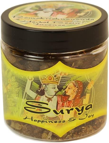 Resin Incense Surya Happiness And Joy 2 4oz Jar
