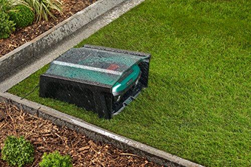 Bosch Mähroboter Indego 350 Connect mit App – Rasenfläche bis zu 350 m² + Garage - 6