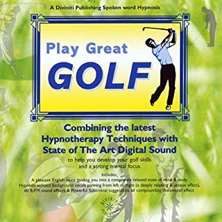 Couverture de Play Great Golf