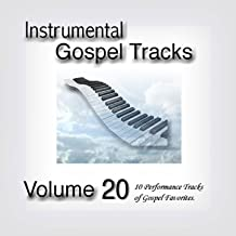 Instrumental Gospel Tracks Vol. 20