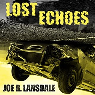 Lost Echoes audiobook cover art