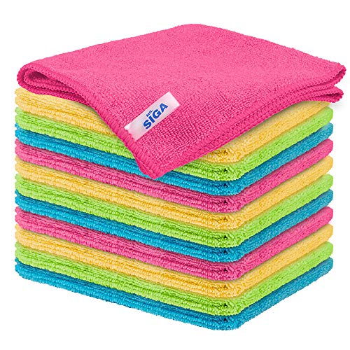 Mr Siga Microfiber Cleaning Cloths