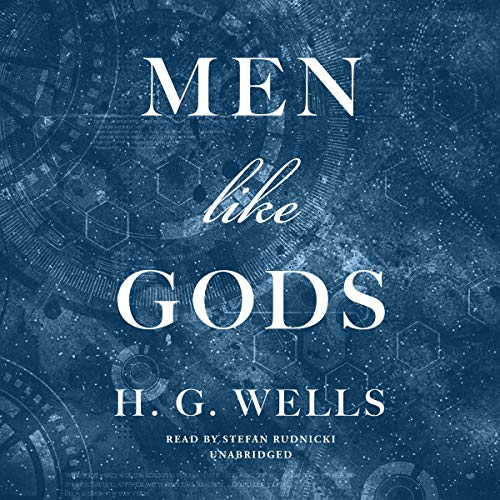 Page de couverture de Men Like Gods