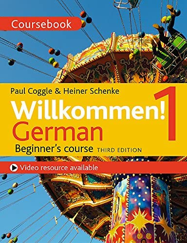 Willkommen 1 Third edition German Beginner s course product image