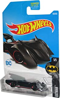 Hot Wheels 2017 DC Batman Batmobile (Brave and The Bold) 190/365, Black