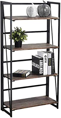 Amazon com: Tribesigns 5-Tier Bookshelf Modern Bookcase