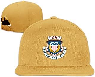 US Army - Adjutant General Corps Insignia Unisex Adult Hats Classic Baseball Caps Sports Hat Peaked Cap