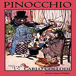Pinocchio cover art