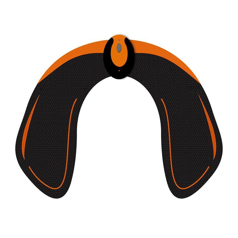 なのでコードレスすなわちHealifty EMS トレーニングパッド ヒップアップ お尻専用 多機能 筋トレ器具 ダイエット 筋肉振動 引き締める 強さ階段調節 男女兼用 ワイヤレスリモコン付(黒)