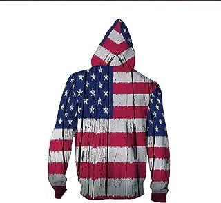 Best supreme american flag zip up Reviews