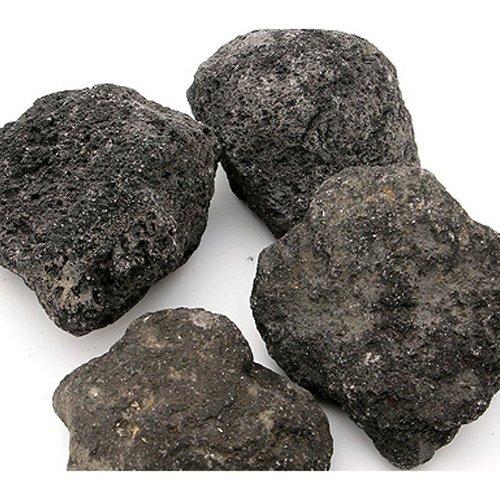 国産浅間溶岩石M(4ヶ) 約10~15cm